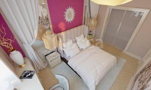 Дизайн-проект уютной спальни.