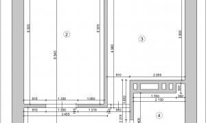 Plan kvartiry