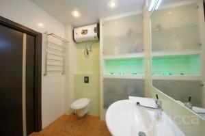 Подсветка шкафа в ванной комнате