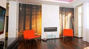 Ремонт трехкомнатной кварт иры на пр. Коптюга в Академгородке Новосибирска