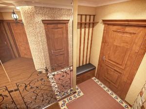 Оформление входа в квартиру