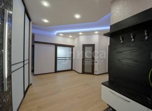 Отделка 3-х комнатной квартиры на Российской 21