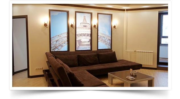 Ремонт 6-комнатной квартиры в новостройке на Коптюга