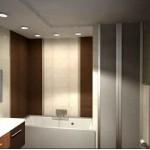 Дизайн второй ванной комнаты
