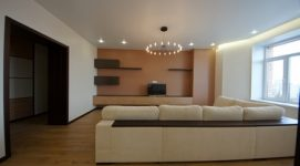 Евроремонт трехкомнатной квартиры на Б Молодежи 40