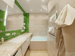 Шикарный дизайн однокомнатной квартиры