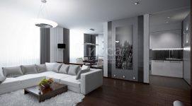 Дизайн квартиры на Коптюга