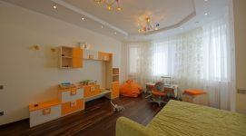 Ремонт трехкомнатной квартиры на Коптюга, Новосибирск
