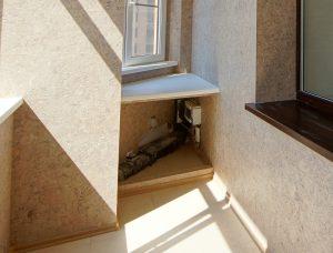 Система приточной вентиляции с очисткой воздуха