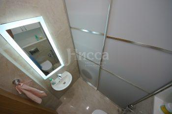 Керамогранит - отличный материал для отделки туалета