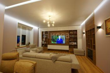 Диодная подсветка натяжного потолка