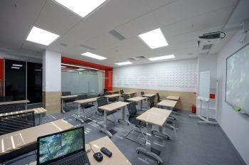 Диодные световые панели для подвесного потолка